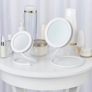 Joy Mangano HANDY 2-pc HANDY HOOK MIRRORS NIB